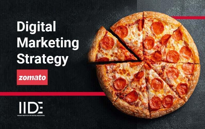 Zomato Marketing Strategy IIDE