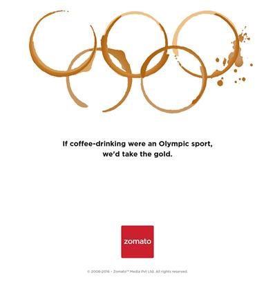 Zomato Marketing Strategy Trendy Olympic Post