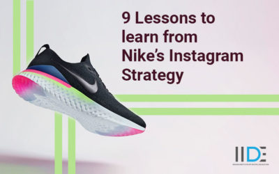 9 Lessons You Can Learn From Nike's Instagram Strategy