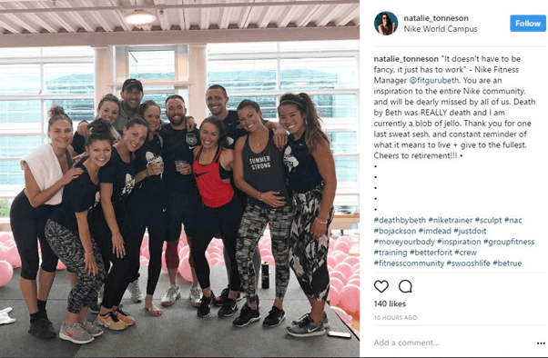 Nike Case Study Build Community