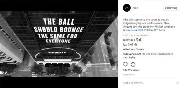 Nike Case Study Use Hashtags