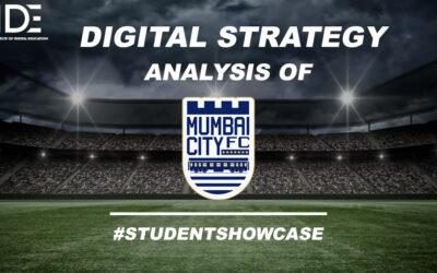 Mumbai City FC :  Digital Marketing strategy for a football franchise