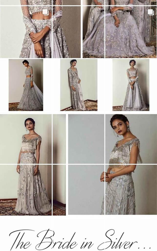 Indian Fashion Designers on Instagram Natasha Dalal Label