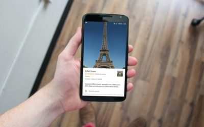 Google Lens –  Turn your camera into a search box