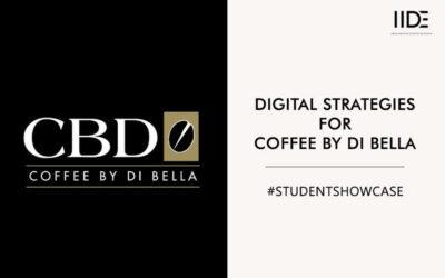 Coffee By Di Bella Digital Marketing Strategy