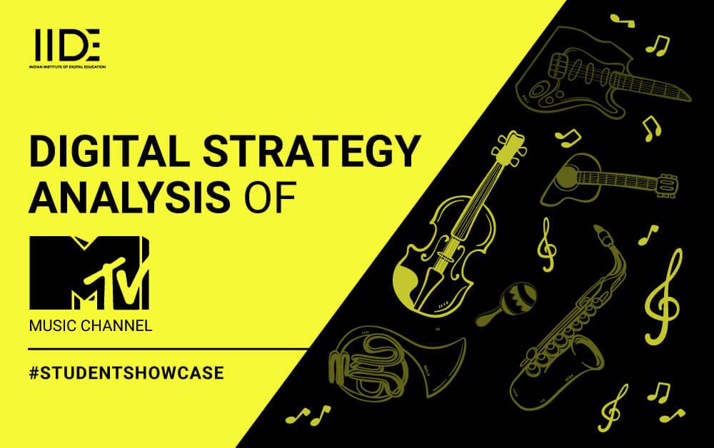 MTV Digital Marketing Strategy