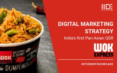 WOK Express Digital Marketing Strategy