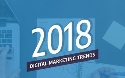 Why 2018 Is Going to Be A Big Year In Digital Marketing