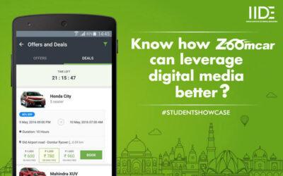 ZoomCar's Digital Marketing Strategy By Viraj Shah and Ujwal Shah