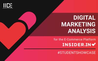 Insider Digital Marketing Strategy