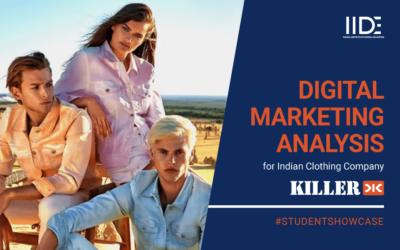 Complete Digital Marketing Strategy for Killer Jeans