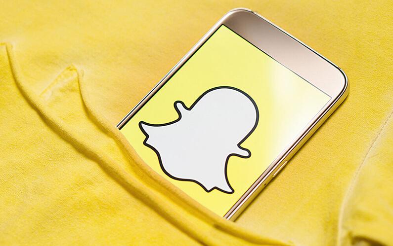 Choosing The Right Social Media Platforms Snapchat