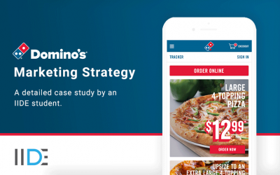 Domino's Marketing Strategy – A Detailed Case Study
