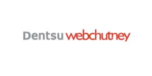 Dentsu Webchutney Logo - Digital Marketing Agencies in Bangalore