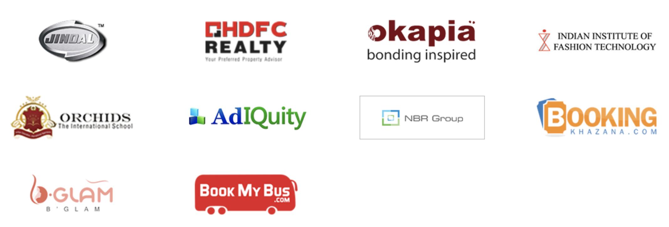 Ralecon Clients - Digital Marketing Agencies in Bangalore