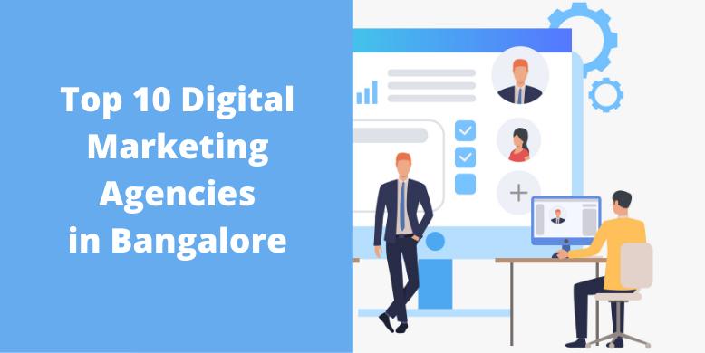 Top 10 Digital Marketing Agencies in Bangalore - Banner